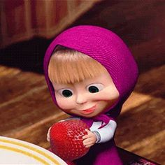 masha and medved Cartoon Gifs, Cute Cartoon Wallpapers, Gif Pictures, Cute Pictures, Funny Faces Images, Marsha And The Bear, Bear Gif, Gif Mania, Happy Late Birthday