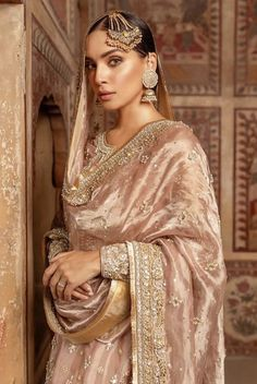 Traditional and beautiful bridal dresses for this wedding season – The Odd Onee Beautiful Bridal Dresses, Pakistani Wedding Outfits, Indian Bridal Outfits, Pakistani Bridal Dresses, Pakistani Wedding Dresses, Pakistani Dress Design, Pakistani Clothing, Pakistani Jewelry, Indian Bridal Fashion