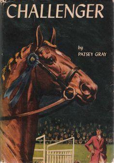 Challenger by Patsey Gray, il. Sam Savitt