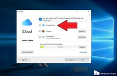 iTips: ••iCloud on Windows 10: setup••  tips by WindowsCentral 2015-09-13