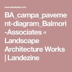 BA_campa_pavement-diagram_Balmori-Associates «  Landscape Architecture Works   Landezine