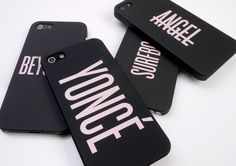 BEYONCE PHONE CASES