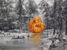 Surreal Oil Paintings by Paco Pomet   Yellowtrace