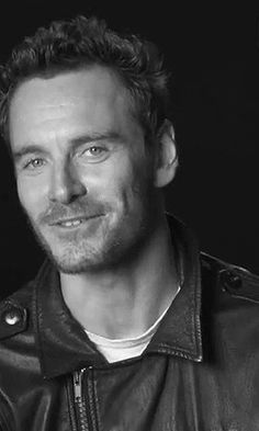"[GIF] MICHAEL FASSBENDER...the man can't help it....his charm has no"" off"""" switch"