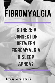 Fibromyalgia and Sleep Apnea: is There a Connection? Fibromyalgia and Sleep Apnea: is There a Connection? Chronic Fatigue Syndrome, Chronic Illness, Chronic Pain, Fibromyalgia Flare, What Is Sleep Apnea, Sleep Studies, Sleep Issues, Sleep Problems, How To Stay Awake