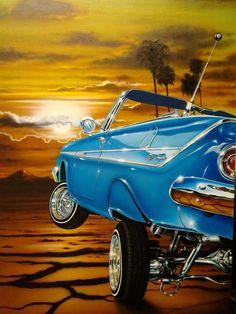 Airbrushed By Rick Muñoz