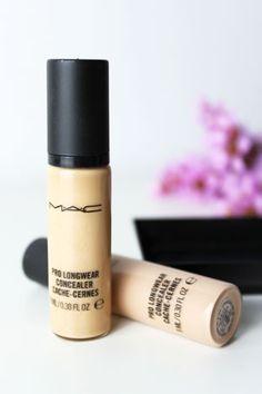 prolongwear concealer Mac IN SHADE.   NW 20 #Beauty #Beautyinthebag