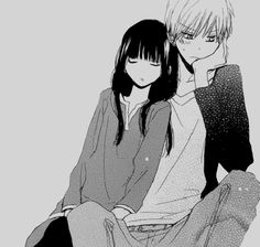 anime happy couple - Buscar con Google