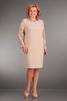 Коллекция женской одежды больших размеров белорусского бренда Djerza, весна 2017