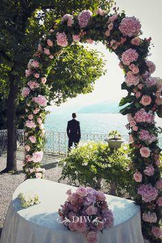 Lake Como Wedding in Varenna –