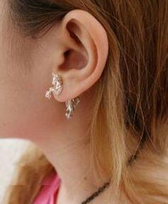 Unicorn Pegasus Earring