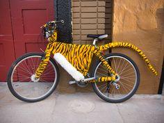 tiger bike!