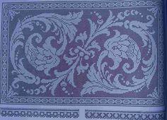 (8) Gallery.ru / Фото #2 - Filet Lace Patterns I - natashakon