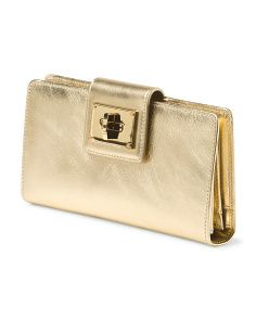 image of Leather Much Clutch Wallet