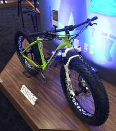 Green Fat Tire Mountain Bike Just In Specialized Fatboy