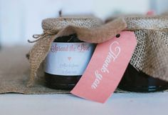jam wedding favour spread the love http://www.mikiphotography.info/
