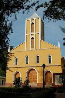 Iglesia del Santo Homónimo  San Simón Estado Táchira