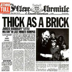 Jethro Tull, Thick as Brick