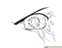 How to Draw Byakugan. Byakugan is a Doujutsu in the series Naruto. Naruto Drawings Easy, Naruto Sketch Drawing, Sasuke Drawing, Eye Sketch, Easy Drawings, Naruto Tattoo, Anime Tattoos, Naruto Eyes, Naruto Art