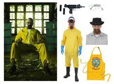 DIY Heisenberg Costume