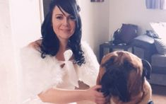 Couple Gives Up Their Dream Wedding To Ensure Terminally Ill Dog Can Be There To Celebrate Spring Wedding, Dream Wedding, Wedding Day, Uk Bride, My Heart Is Breaking, Happy Dogs, Dog Treats, Big Day, Wedding Planning