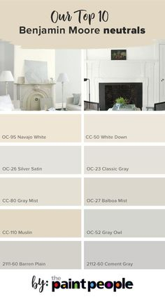 Liste der Top 10 Benjamin Moore Light Neutrals von The Paint People - Liste der. - Liste der Top 10 Benjamin Moore Light Neutrals von The Paint People – Liste der Top 10 Benjamin - Warm Paint Colors, Paint Colors For Home, House Colors, Paint Colors For Kitchen, Griege Paint Colors, Best Greige Paint Color, Neutral Kitchen Colors, Beige Wall Colors, Cream Paint Colors