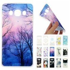 >> Click to Buy << For Coque Samsung J5 2016 Case Silicone Cute Transparent Cover for Samsung Galaxy J 5 J510 J510F J510H Slim TPU Soft Phone Cases #Affiliate