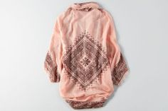 AEO Printed Cocoon  by  American Eagle Outfitters | Style your way. Add your personal flair to any look with must-have accessories.  Shop the AEO Printed Cocoon  and check out more at AE.com.