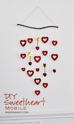 DIY Valentine Craft