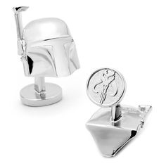 This will dress up any Mandalorian armor. Cash in that bounty in style.