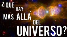 3 Teorías Inquietantes Sobre Lo Que Hay Más Allá Del Universo | Alien Truth