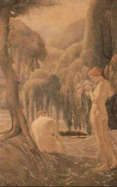 A la source by Constant Montald