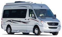 Image result for rvvans Stealth Camper Van, Stealth Camping, Mercedes Sprinter Rv, Sprinter Van, Camping Con Glamour, Leisure Travel Vans, Rv Travel, Travel Trailers, Small Motorhomes