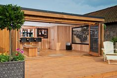 Image result for bar in shed