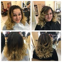 #ombre #hairstyle