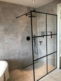 How to Finish Your Basement and Basement Remodeling – House Remodel HQ Bathroom Goals, Bathroom Inspo, Bathroom Layout, Rustic Bathrooms, Modern Bathroom, Master Bathroom, Bathroom Design Inspiration, Bad Inspiration, Bathroom Design Small