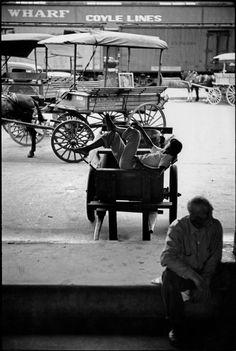 Henri C-Bresson 1947 New Orleans LA