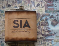 Take the #journey, even if it means alone! Sometimes you have to be your own #hero. Get your SIA #Flask at: http://siascotch.com/buy/ #SIAthere