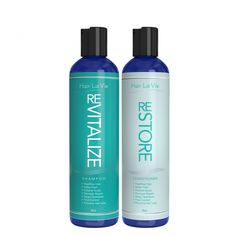 Revitalize & Restore | Hair La Vie
