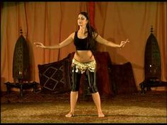 How to Have Proper Posture | Belly Dancing - YouTube