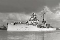 Armando Diaz was a light cruiser of the Condottieri class and the sister-ship of the Luigi Cadorna. She served in the Regia Marina during World War II.
