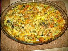 Aprenda a preparar a receita de Abobrinha de forno