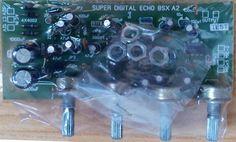 Jual beli GSX038 SUPER ECHO TOEL PT2399 + MIC INPUT READY di Lapak Mbish Bangun Indonesia - mbish_elektronik. Menjual Speaker - GSX 038 SUPER ECHO TOEL PT2399 + MIC INPUT READY > Kit di lengkapi Echo Prossesor Digital ECHO PT2399 Original Taiwan . > Preamp MIC + Echo Prossesor Circuits > Tinggal Pasang di Box Aktif , Box Amplifier atau Box echo tersendiri. > Gampang Penyetelannya / tidak ribet . > Pakai trafo CT 12V 500mA dan tidak perlu regulator karena Kit sudah terpasan...