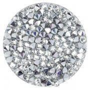Joya Swarovski Crystal Silver:White
