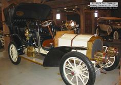 1905 Packard model N Touring Car