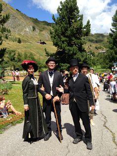 Kulturfestival Riederalp - Älplerumzug #aletscharena
