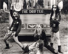 Oh, L7- we need more bad ass chicks like you to look up to.  Come back?