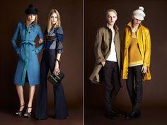 Fashion Friday: Burberry Prorsum Goes Ankara! |Munaluchi Bride