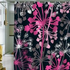 DENY Designs Home Accessories | Rachael Taylor Cow Parsley Shower Curtain