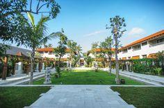 Sudamala Suites & Villas in Denpasar, Bali 2 Bed Villa $1360 USD No transfers, $15 Taxi Breakfast included, Bike rentals 2 hours free Yoga classes free, 2 Bathrooms and Living area